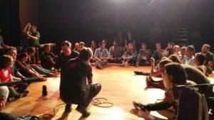 2. Impromusiker Camp in Darmstadt 2016
